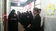 مرکز نیکوکاری در حوزه خواهران حاجی آباد هرمزگان افتتاح شد