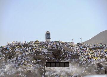 حال و هوای حجاج کشورهای مختلف در سرزمین وحی+ تصاویر