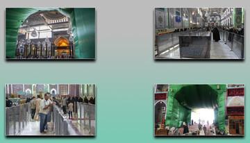 حرم امام حسین (ع) آماده استقبال از زائران عرفه شد + تصاویر