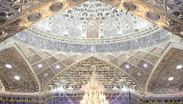 تعرف على موعد افتتاح القبة الذهبية لمرقد الامام الحسين (ع) من الداخل + صور
