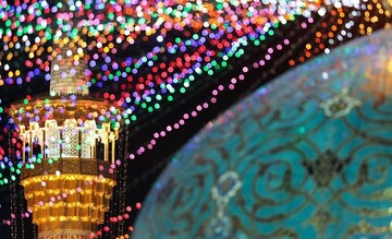 Eid al-Adha celebrations underway at Imam Reza (AS) holy shrine