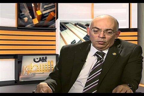 هیم ابو سعید مسئول کمیته بین المللی حقوق بشر در خاورمیانه