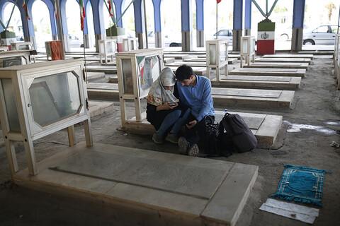 مراسم دعای عرفه در اهواز