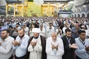 العتبةُ العبّاسية المقدّسة تعلنُ عن عدم إقامة صلاة عيد الأضحى المبارك