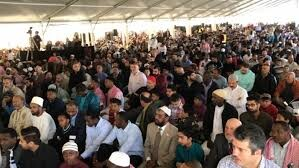 Calgary Muslims gather in thousands to mark Eid al-Adha