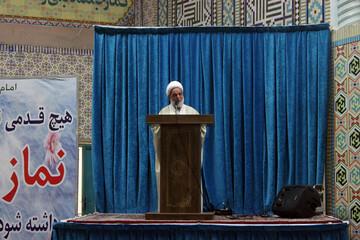 اللهاکبرهای ما در نماز پردههای غفلت را کنار میزند