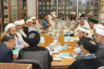 Iraqi Sunni and Shia scholars get acquainted with cultural resistance strategy