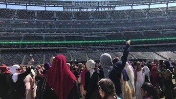 Thousands celebrate Eid al-Adha at MetLife Stadium
