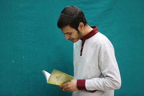 تصاویر/ مراسم دعای عرفه در مسجد حضرت زینب(س) شهرک پردیسان