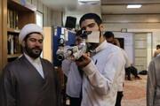 تصاویر/ دوره آموزش تیراندازی نفرات برتر علمی مدرسه دارالسلام تهران