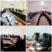 کمیته فرهنگیآموزشی ستاد اربعین هرمزگانتشکیل جلسه داد