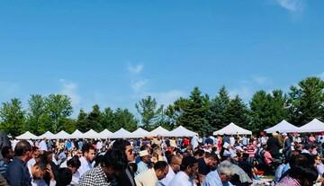 جشنهای عید قربان در سرتاسر تورنتو کانادا برگزار شد