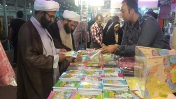 بازدید مدیر حوزه علمیه تهران از نمایشگاه «ایران نوشت»+ عکس