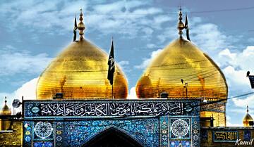 Imam Kazim (pbuh) 's method of dealing with Harun