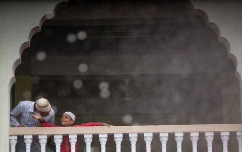 نماز عید قربان با حضور اعضای جامعه اسلامی در نپال برگزار گردید + تصاویر