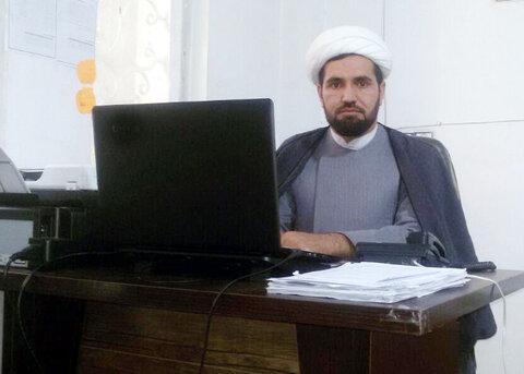 حجت الاسلام حمید بهرام پور