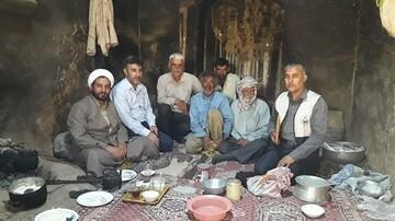 امام جمعهای که کشاورز است+ عکس