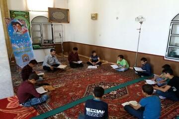 فعالیت ۵۷۲ کانون فرهنگی در مساجد  کردستان