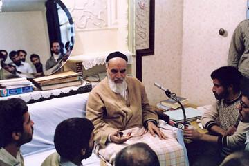 سخنگویی که امام خمینی(ره) با شنیدن سخنان او خوشحال شد