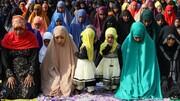 همدلی و همراهی مسلمانان و مسیحیان سنگالی در مراسم جشن عید قربان