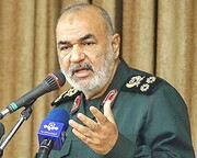 دستور فرمانده کل سپاه برای گسیل فوری امکانات و ظرفیتهای سپاه به مناطق سیل زده