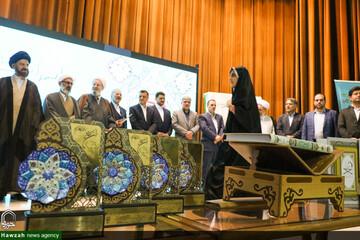 یازدهمین دوره سراسری آزمون حفظ قرآن به روایت تصویر