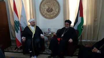 """الشيخ جبري: الاعتداءات """"الإسرائيلية"""" على المقدسات تتطلب الوحدة والتضامن"""