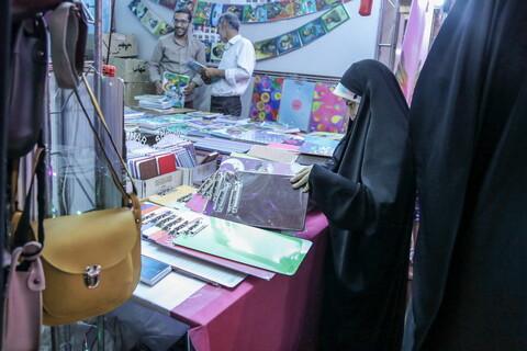 تصاویر/ بازدید مدیر حوزه علمیه تهران از نمایشگاه «ایران نوشت»