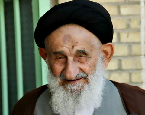 حجتالاسلام والمسلمین میراحمد تقوی