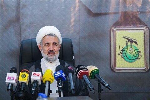 Zonnoori in the representative office of al-Nujaba Movement: