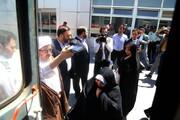 ۶۰۰ زائر اولی از خراسان جنوبی به زیارت امام رضا(ع) اعزام شدند