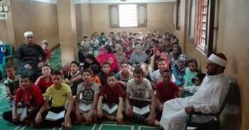 مصر 20 مدرسه قرآنی برای محافظت از جوانان در برابر افراط گرایی افتتاح کرد