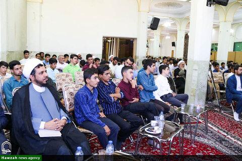 افتتاح سال تحصیلی جدید حوزه علمیه اصفهان