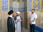 جوان آلمانی مسلمان شد+ عکس