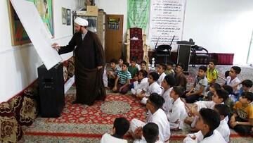 از برگزاری جشن 6 هزار نفری تا تربیت دینی کودکان و نوجوانان
