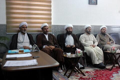 تصاویر/ نشست مسئولان مرکز رسیدگی به امور مساجد خراسان شمالی