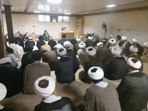حجت الاسلام ناصر رفیعی در خوی