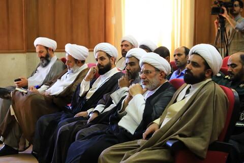 تصاویر/ اولین نشست شورای مساجد خراسان جنوبی