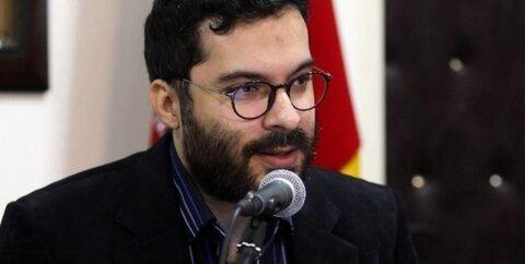 سید امیر جاوید، رئیس روابط عمومی سازمان تبلیغات اسلامی کشور