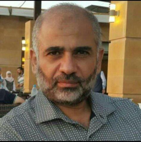 مصطفى يوسف اللداوي من مسؤولي الاتحاد العالمي لعلماء المقاومة