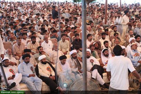 """بالصور/ احتفال كبير تحت عنوان """"الولاية"""" في ذكرى عيد الغدير في باكستان"""