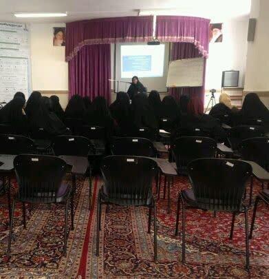 کارگاه، پژوهشی در فهم روانشناختی متون دینی، در مدرسه جامعه النور اصفهان