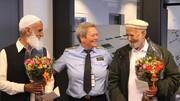 Norwegian police thank mosque attack 'heroes'