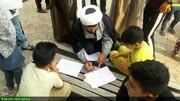 تصاویر/ برگزاری مسابقات قرآنی نوجوانان به مناسبت عید غدیر