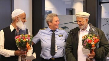 Norwegian police thanks mosque attack 'heroes'