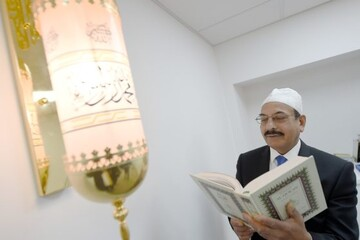 Scotland's newest mosque embarking on expansion plans