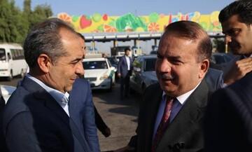تاکید بر ارتقای  خدمات به زائرین ایرانی عتبات