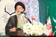 امام جمعه اصفهان: باید به شدت با عوامل ناآرامی های اخیر برخورد کرد
