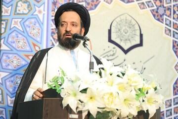 عمامه گذاری 250 طلبه اصفهانی در طرح ادیب
