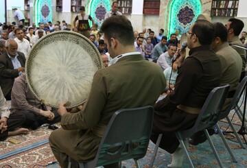 جشن بزرگ عید غدیر در سنندج